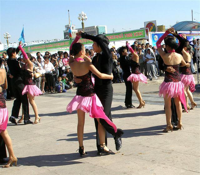 Stöhnen Auf Lateinamerikanisch